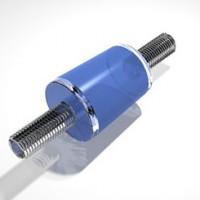 Vibration-proofing materials